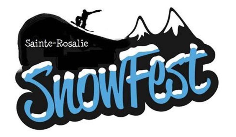 Le vendredi 21 février, les Loisirs Sainte-Rosalie, en collaboration avec la boutique Escapade, invitent tous les mordus de planche à neige à participer à la première édition du « Snowfest ». L'événement aura lieu au Parc Gérard-Côté (5250, rue Gérard-Côté) à compter de 18 h 30. Démonstrations, prix de présence et cadeaux remis aux participants. Activités gratuites pour tous! On vous attend en grand nombre! Information : 450 223-2091.
