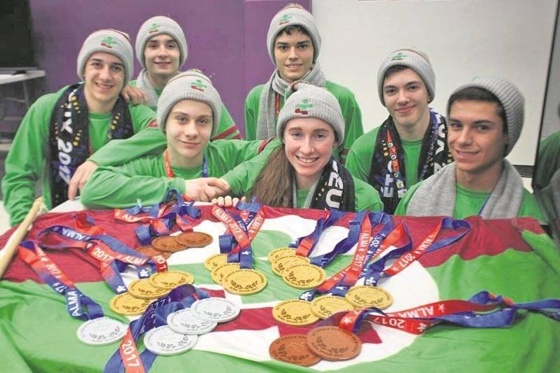Haltérophilie : des records et une razzia aux Jeux du Québec