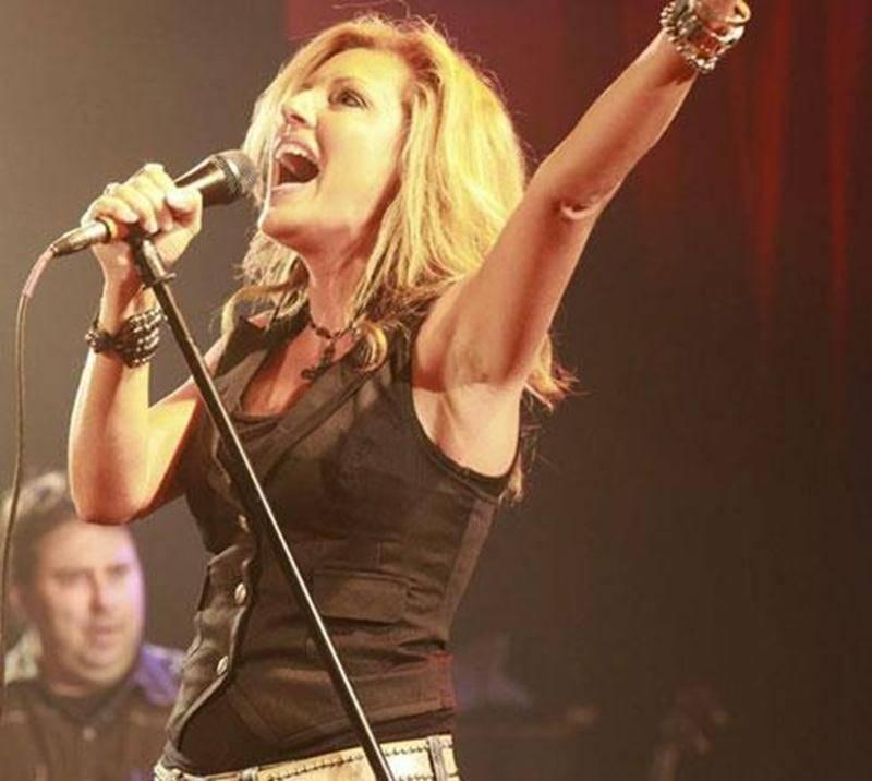 La chanteuse country Guylaine Tanguay présentera des extraits de l'album <em>Passion Country</em> à l'Expo Bar le 2 août, en soirée.