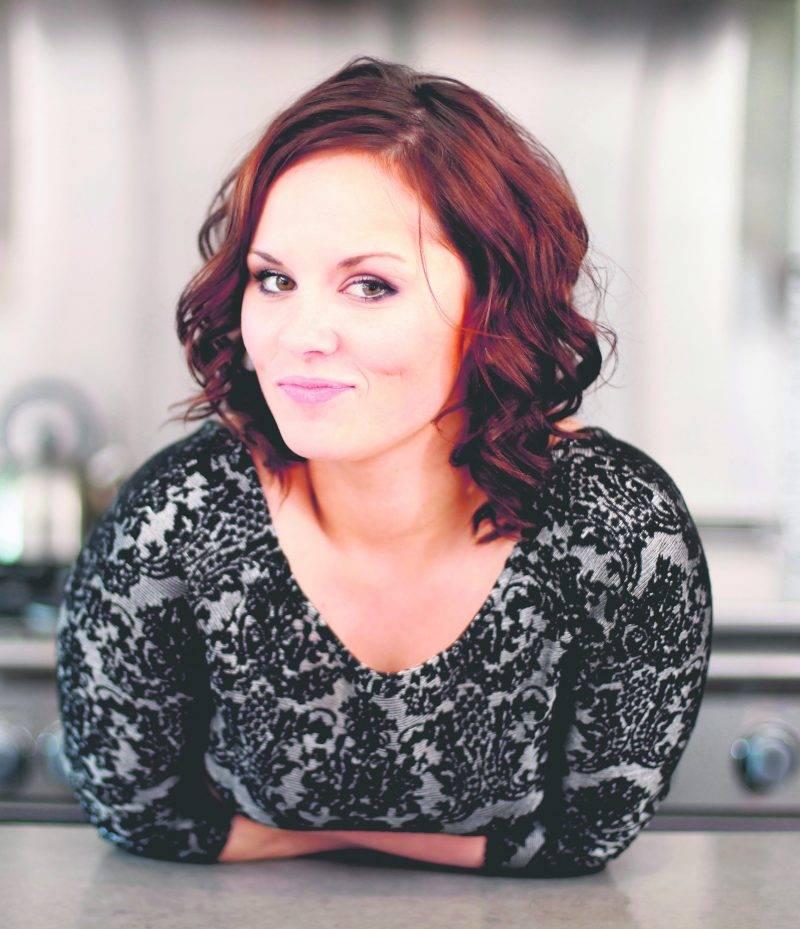 Geneviève Everell est propriétaire de l'entreprise Sushi à la maison et auteure du livre culinaire du même nom, paru cet automne.