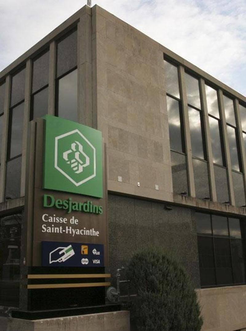 La Caisse de Saint-Hyacinthe a été la cible de fraudeurs.