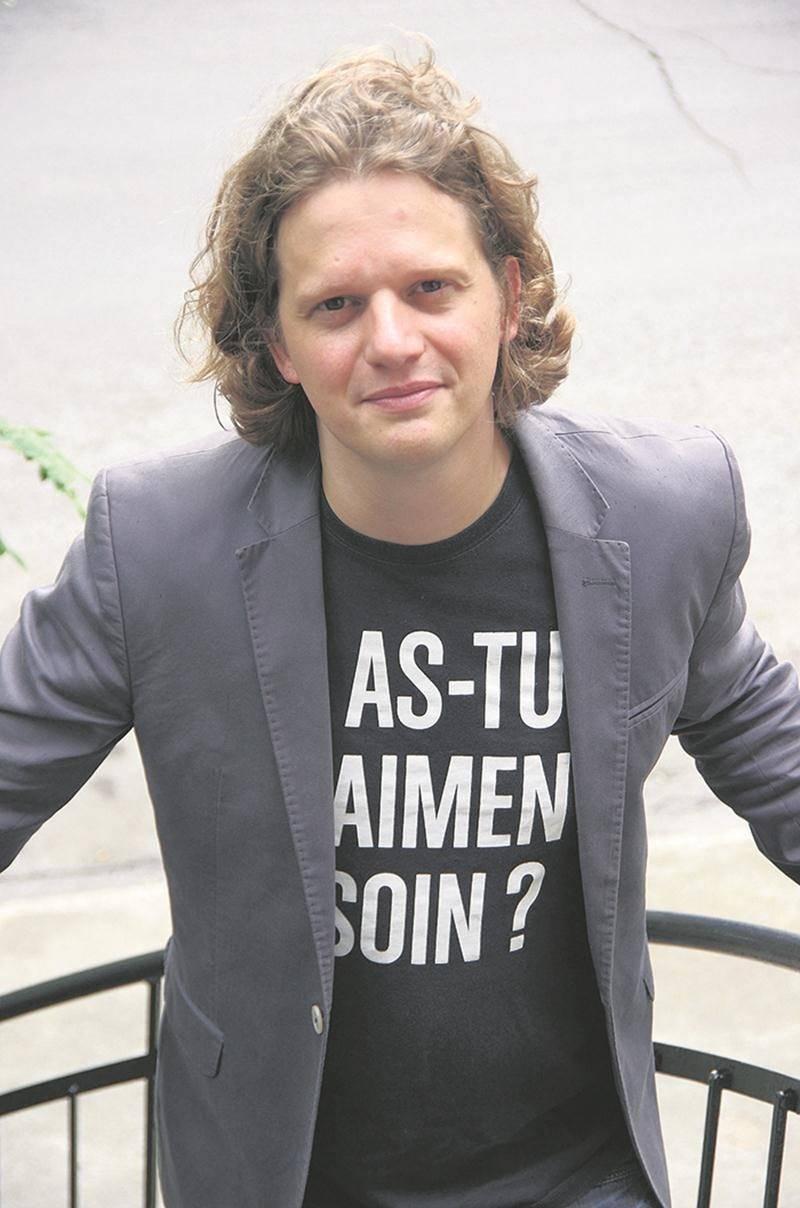 Conférence de Pierre-Yves McSween