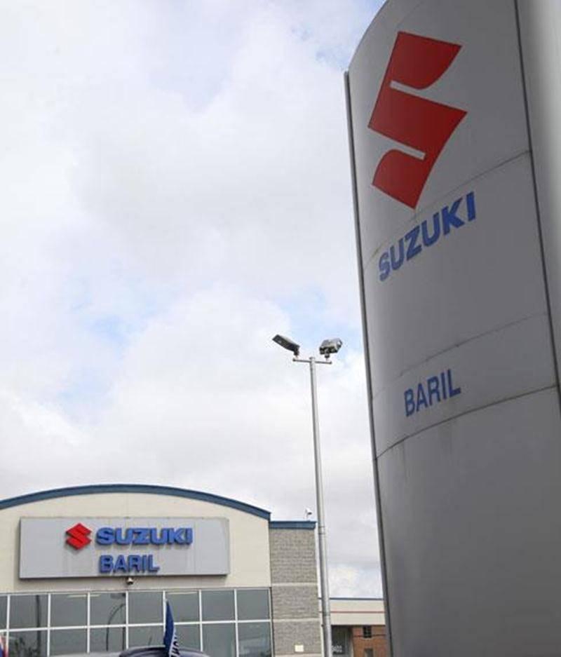 Ce sera bientôt au tour de la bannière Suzuki de quitter Saint-Hyacinthe.