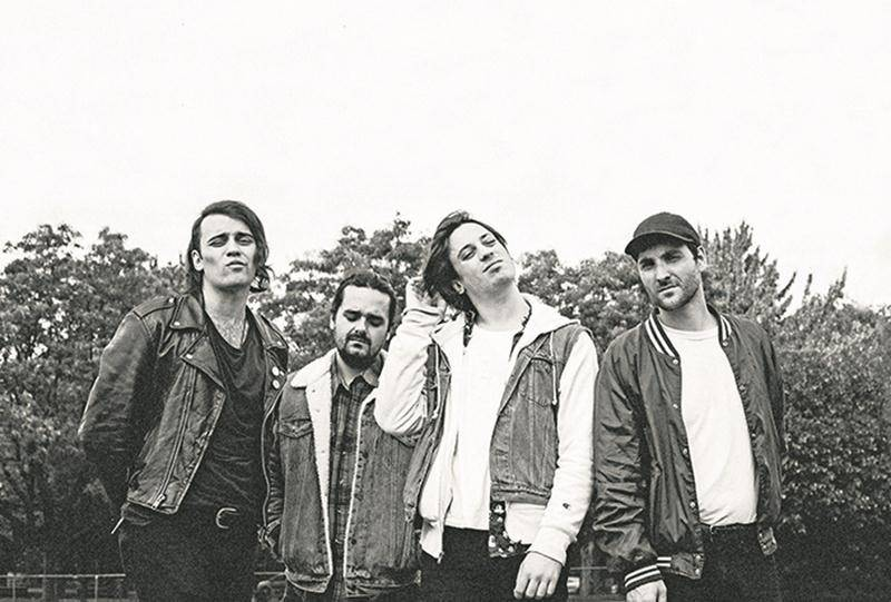 Le groupe Gazoline a surpris en explorant les sonorités électro pop sur son plus récent EP, Yugen.  Photo Andy Jon