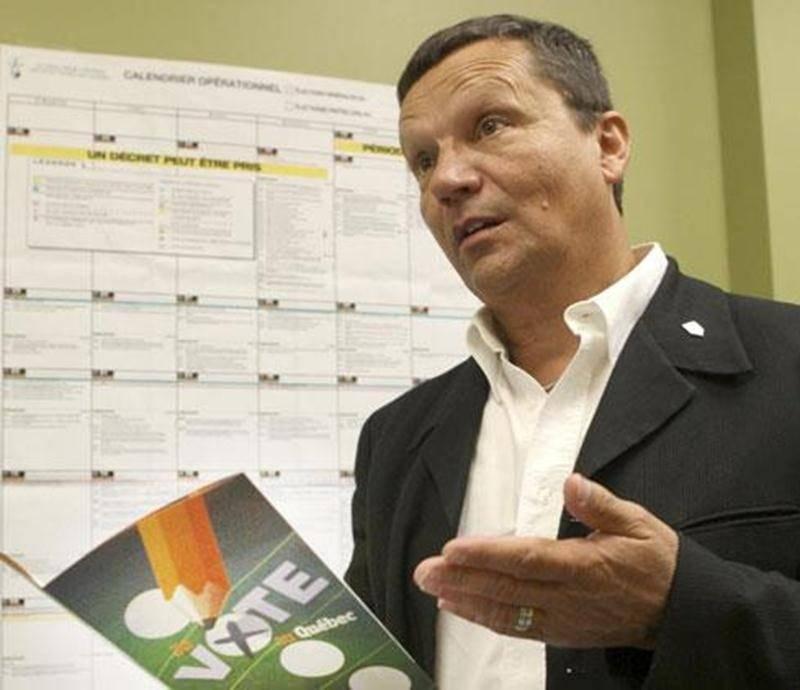 Yvon Caron, directeur du scrutin à Saint-Hyacinthe, souhaite voir le taux de participation monter dans la circonscription lors du prochain vote. En 2008, il était de 63 %.