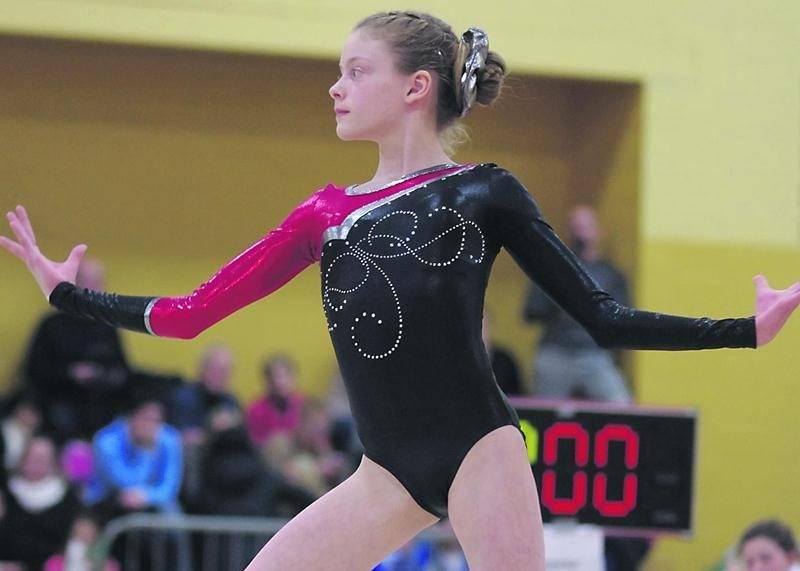 Catherine Maheu a obtenu les meilleurs résultats lors des trois sélections artistiques cette saison dans sa catégorie. Photothèque | Le Courrier ©
