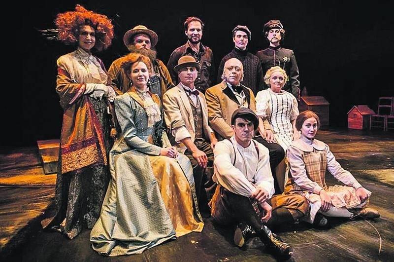 La pièce de théâtre Notre Petite Ville sera présentée le 19 novembre au Centre des arts Juliette-Lassonde.