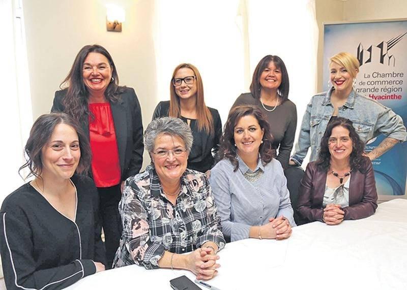 8 femmes, huit sources d'inspiration