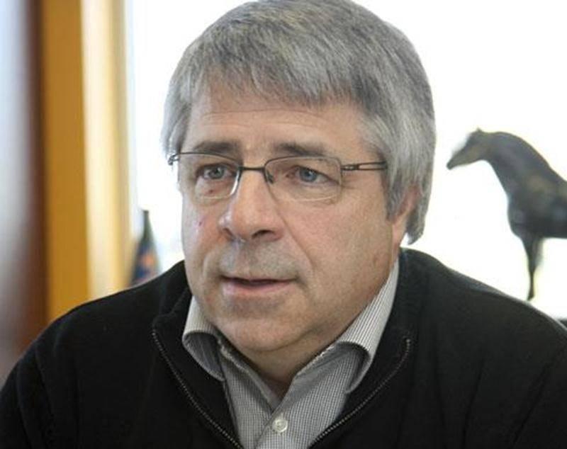 Jean Dumas, directeur général et vice-président de Construction Bugère.