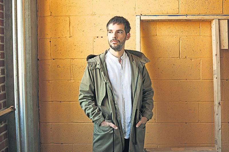 Mat Vezio fera plonger le Zaricot dans le « deep folk » avec son spectacle le 31 mars.