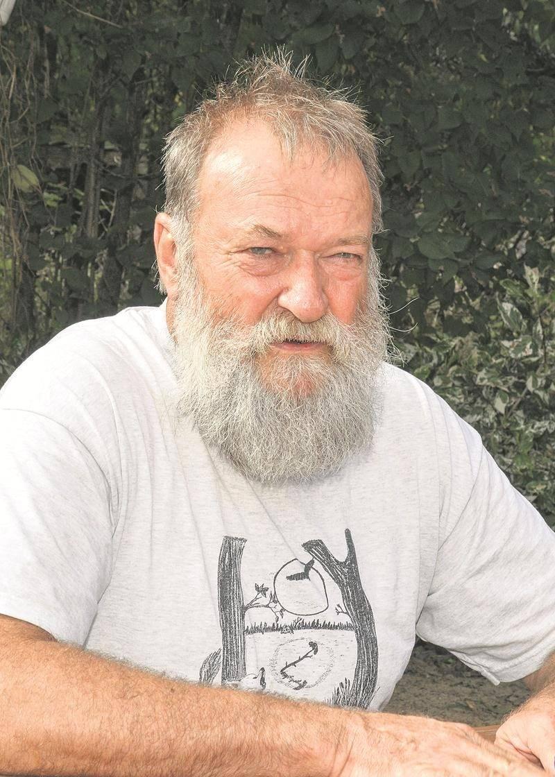 André Mousseau, de Sainte-Madeleine d'abord.   Photo François Larivière | Le Courrier ©