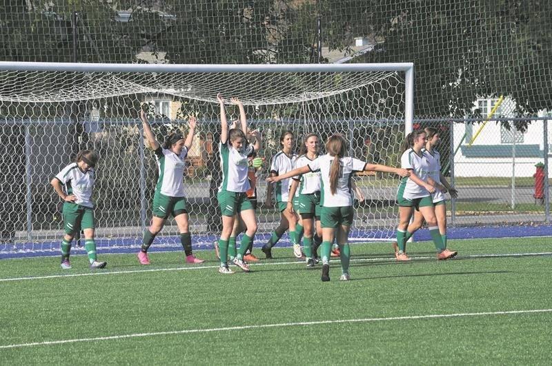 Le FC Saint-Hyacinthe U16 féminin AA a remporté son match de troisième tour en Coupe Promotion pour passer directement dans les rangs AAA la saison prochaine.
