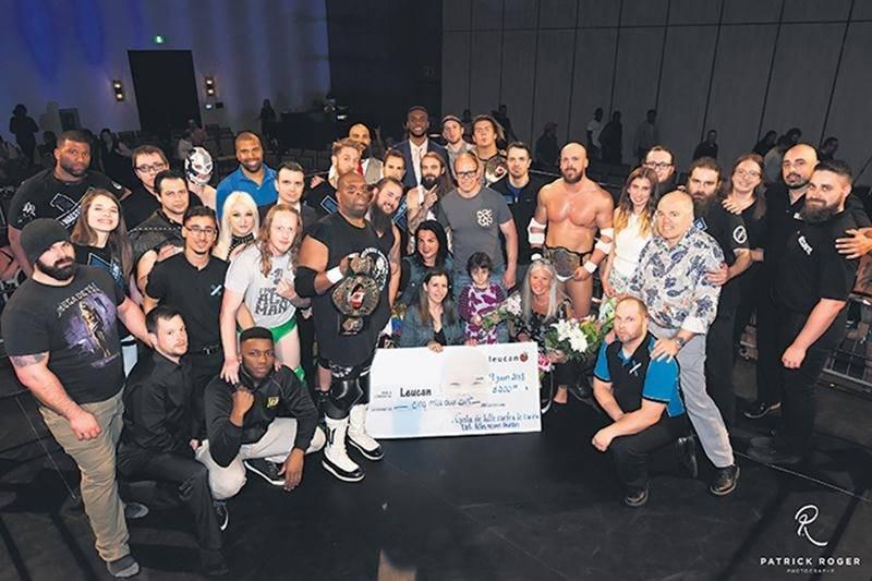 Un pari réussi pour le Gala « Lutte contre le cancer »