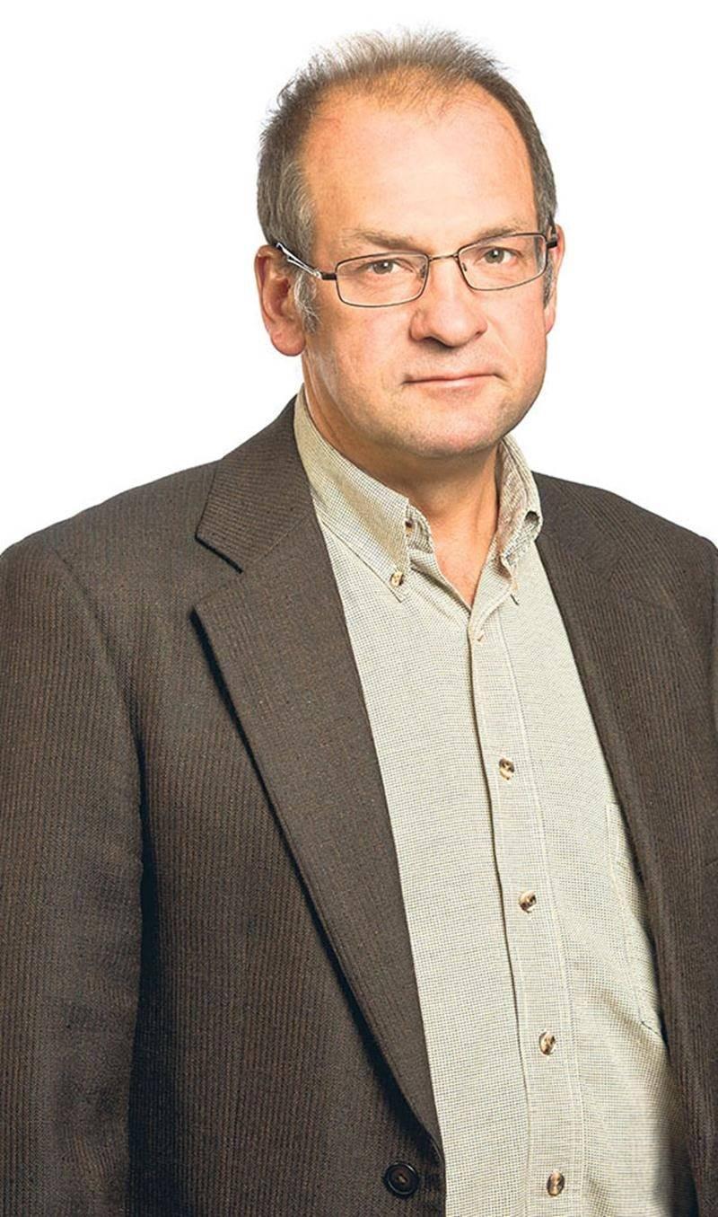 Yvon Boucher, président des Producteurs de lait pour le territoire de la Montérégie-Est, estime que c'est de nouveau le milieu agricole qui écope lorsque le Canada négocie des accords internationaux. Photo courtoisie UPA Montérégie