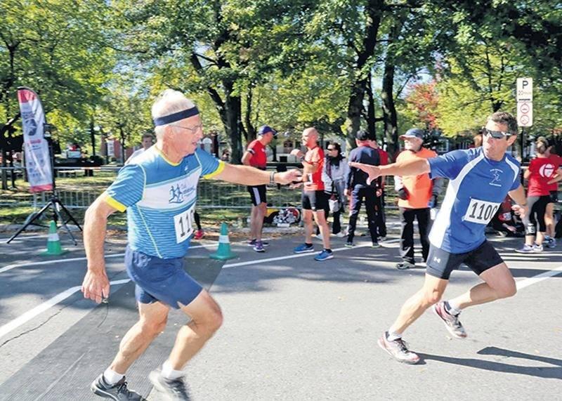 Le Relais 2 heures est organisé par le Club athlétique de Saint-Hyacinthe depuis 48 ans.