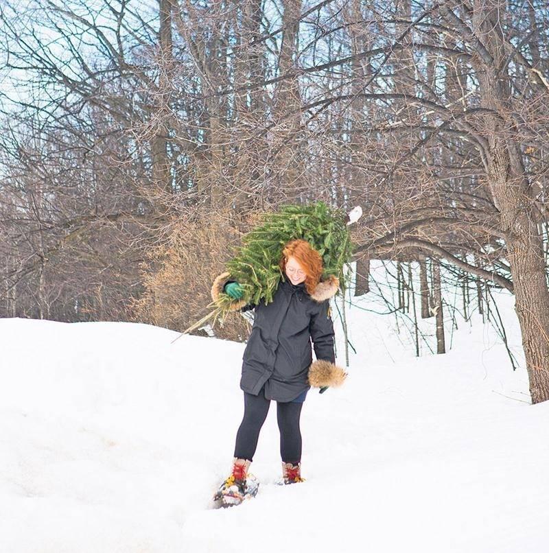 Florence-Léa Siry pense que le temps des fêtes peut rimer avec zéro gaspillage sans qu'on ait à se pénaliser. Ce sera le grand sujet de sa conférence le 22 novembre. Photo Marjorie Guindon