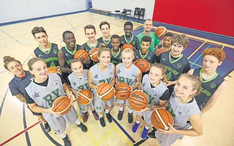 En basketball, le club des V-Kings de Saint-Hyacinthe est celui qui compte le plus grand nombre de joueurs pour Richelieu-Yamaska. Photo Robert Gosselin   Le Courrier ©