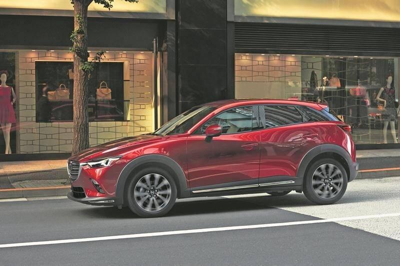 Mazda CX-3 2019 : le petit s'améliore