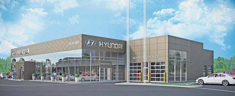 Hyundai Casavant fera peau neuve