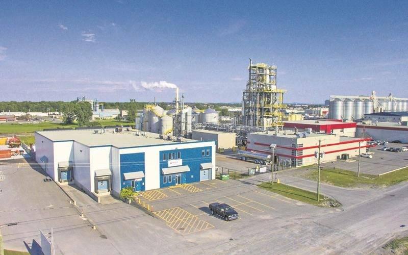 Les travailleurs syndiqués de l'usine Veolia de Saint-Hyacinthe terminent leurs vacances avec un contrat de travail bonifié en poche. Photothèque | Le Courrier ©
