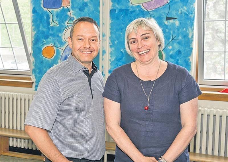 Martin Goyette devient le nouveau directeur de La Petite Académie du Boisé à la suite du départ à la retraite de Lise Thiboutot.
