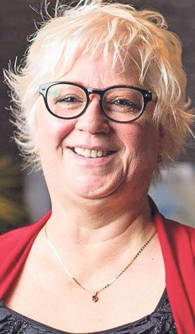 Sylvie Grimard, directrice générale et fondatrice du Centre de soutien et de services aidants/adultes. Photo Facebook