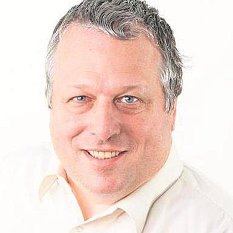 Luc Chulak, candidat de Saint-Hyacinthe pour le NPDQ. Photo courtoisie