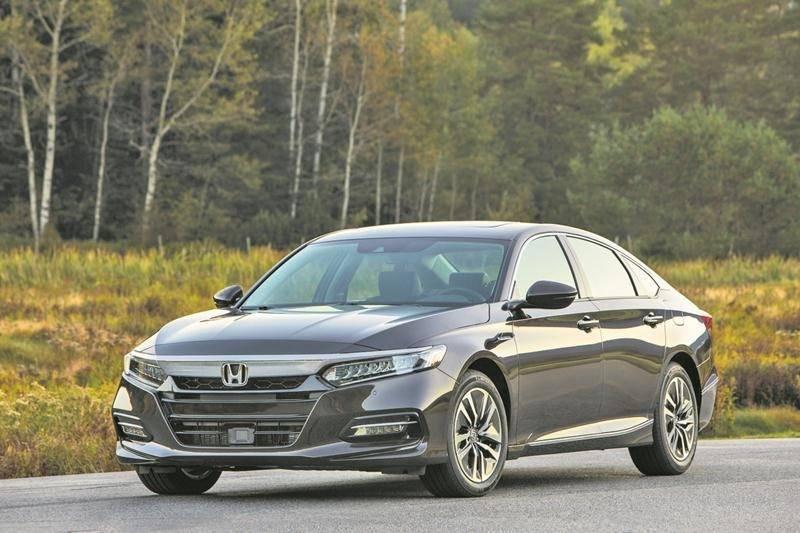 Honda Accord hybride 2018 : berline tout en douceur