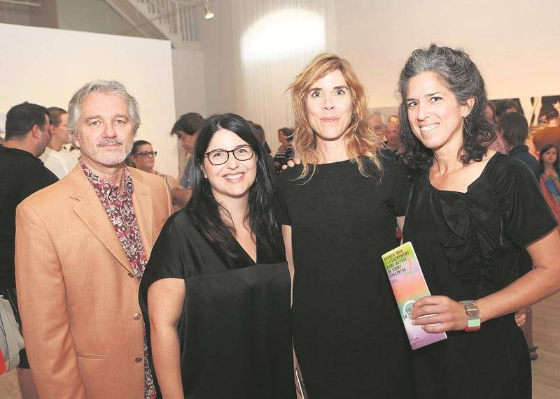 Un vernissage couru pour ORANGE