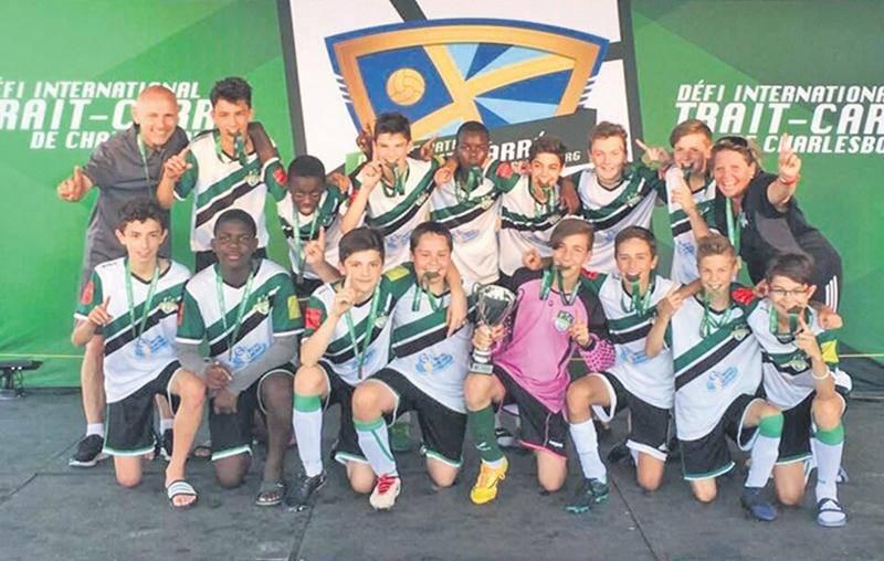 Soccer : autre tournoi, autre médaille pour le FC Saint-Hyacinthe U13 masculin A