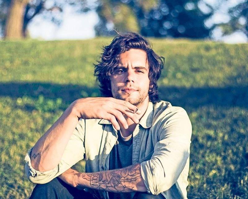 Alex Burger a présenté un premier EP, À'ment donné, plus tôt au printemps. Photo courtoisie