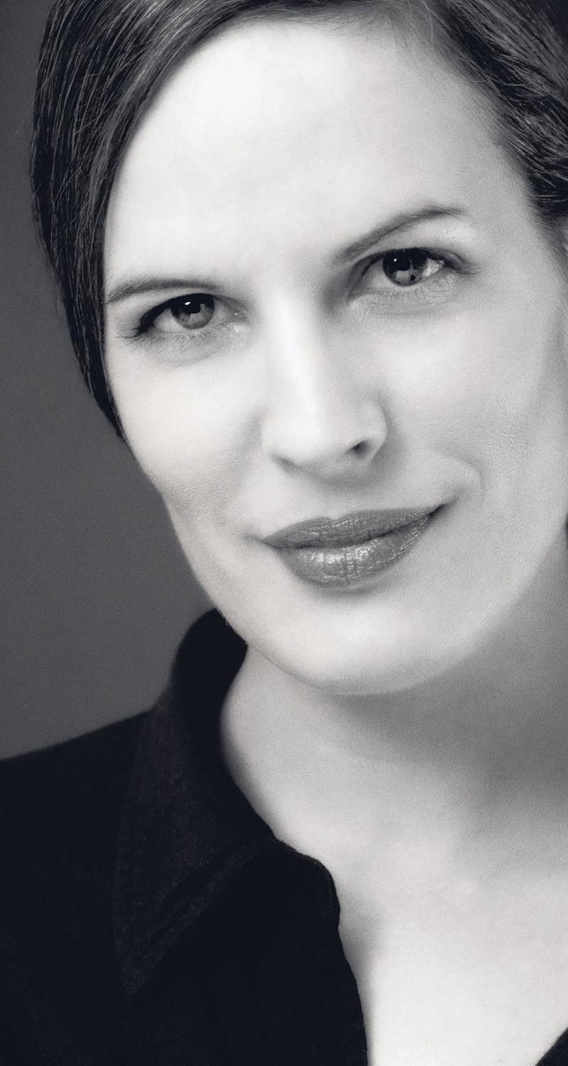 Karoline Georges était sous le choc d'avoir reçu l'une des plus hautes distinctions littéraires au Canada. « C'est un peu irréel en ce moment », a-t-elle avoué. Photo Yannick Forest