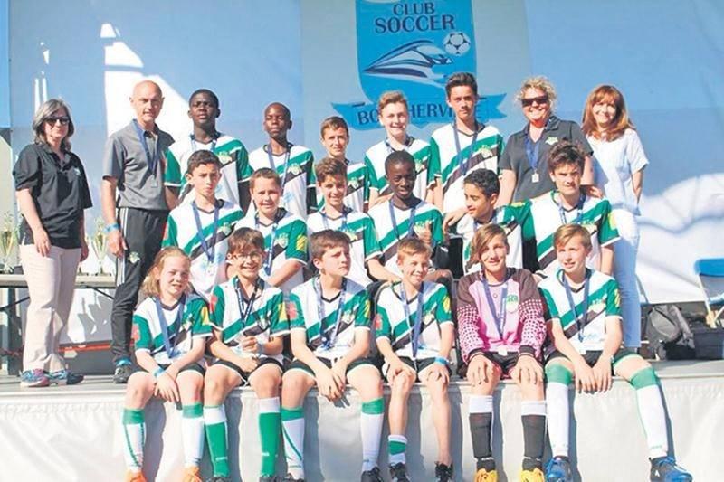Deux autres médailles pour le FC Saint-Hyacinthe