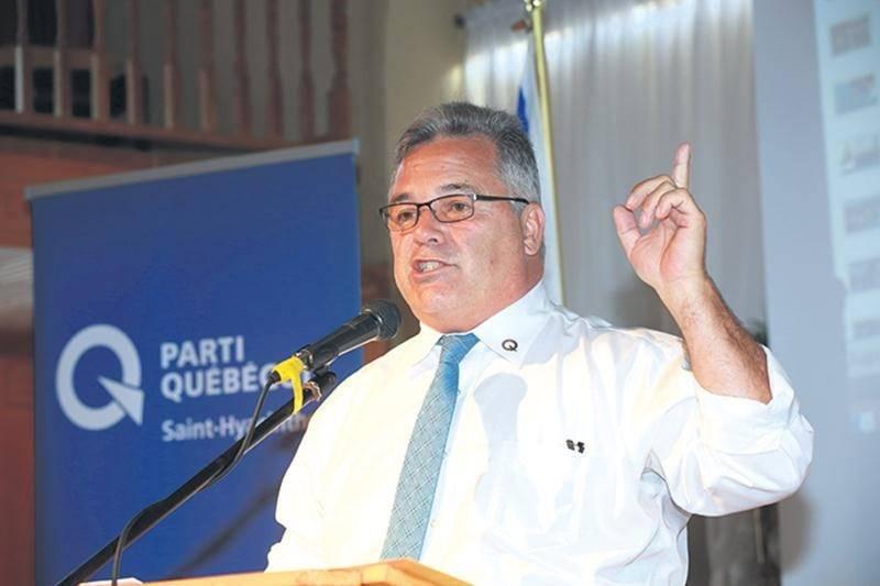 Daniel Breton, aujourd'hui résident de La Présentation, a officiellement annoncé ses couleurs le 18 juin.