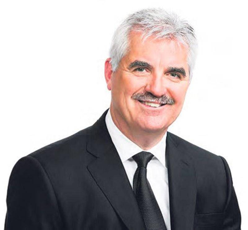Claude Lafleur, nouveau membre du conseil d'administration de Groupe Nutri. Photo courtoisie