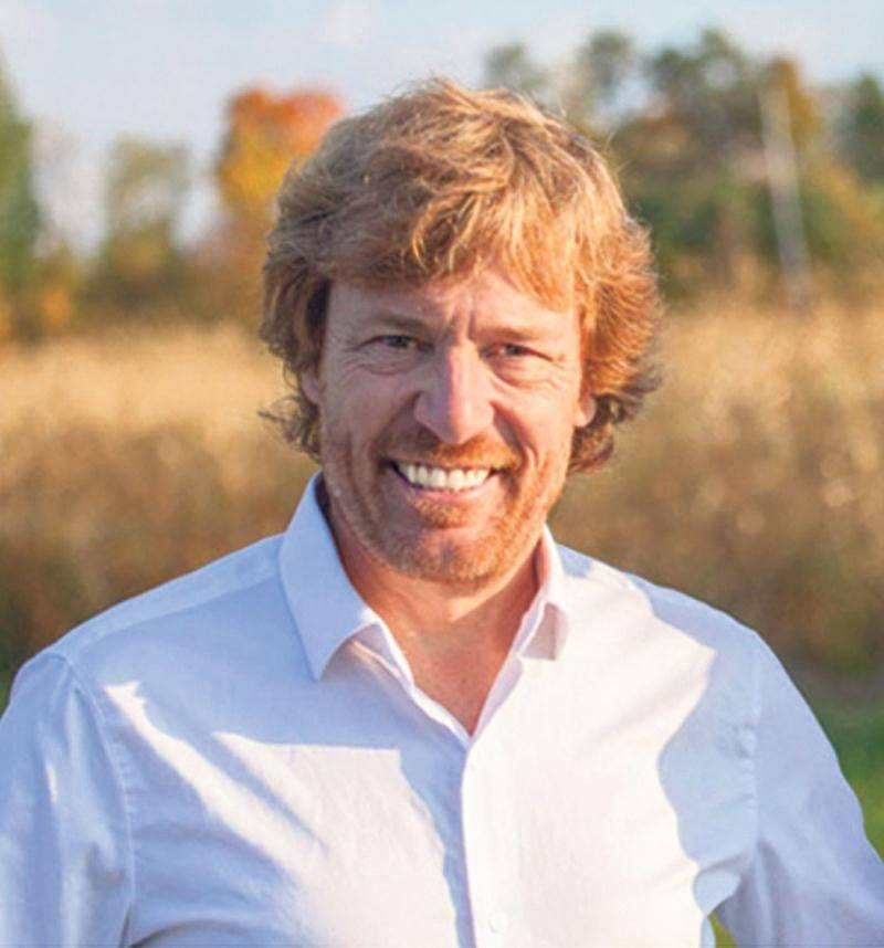 Depuis 35 ans, Sylvain Trépanier est actif dans la vente et l'achat de propriétés agricoles.