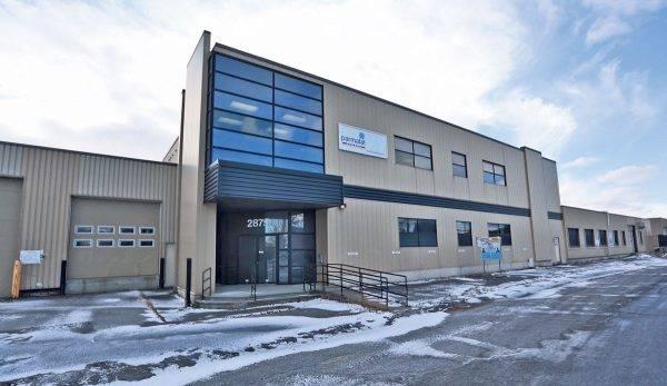 L'usine Parmalat vendue au concessionnaire Lussier