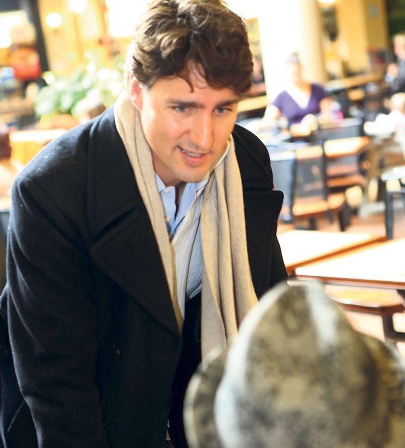 Justin Trudeau à Saint-Hyacinthe demain