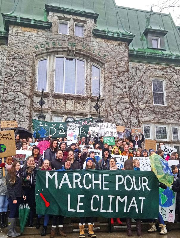 Le mouvement gagne Saint-Hyacinthe