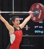Tali Darsigny qualifiée pour le championnat panaméricain