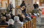 Funérailles tout en musique pour le bassiste Michel Lamothe