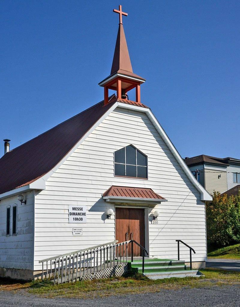 L'église Sainte-Monique passe à l'histoire