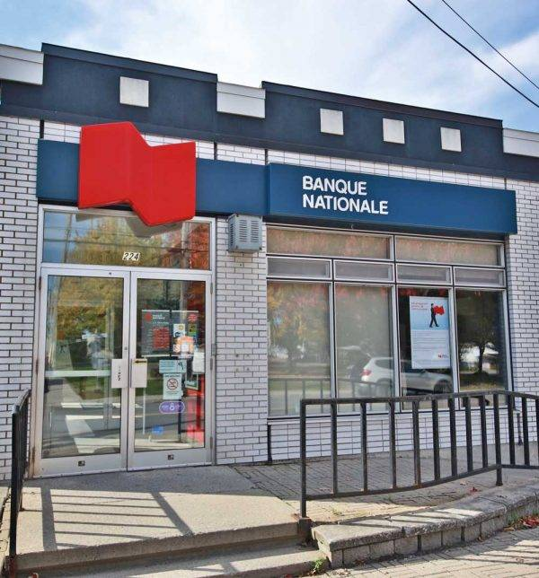 La Banque Nationale quitte Saint-Pie