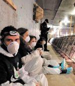 Des activistes antispécistes occupent une ferme à Saint-Hyacinthe