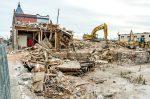 La Place Frontenac maintenant en cours de démolition