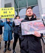 Les activistes plaident non coupable