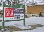 Le secteur immobilier ronge son frein