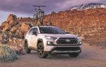 Toyota RAV4 Trail TRD Off Road : encore un peu plus