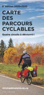 Sillonner la région à vélo grâce à La Maskoutaine