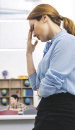 L'épuisement guette les profs